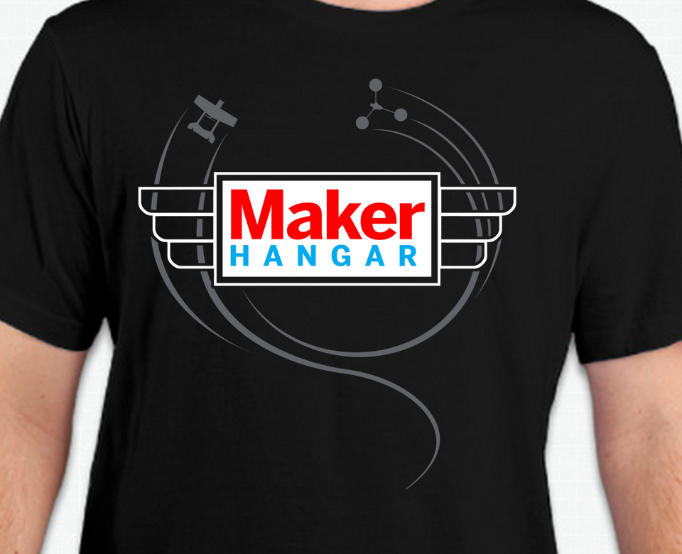 Maker Hangar T-Shirts